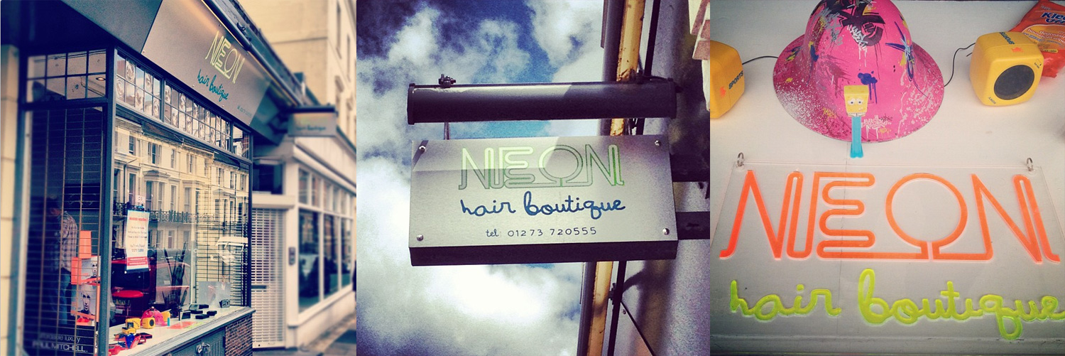 About Neon Hair Boutique